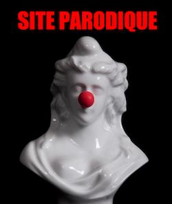 site parodique